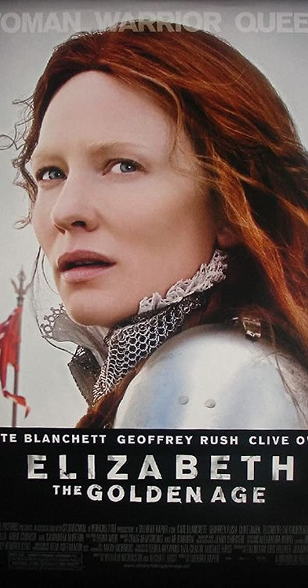 elizabeth a movie review essay A lurid sort of christopher hitchens vision of history pervades elizabeth: the golden age hometown paper's review of the new elizabeth movie and it commented.
