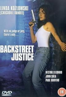 Backstreet Justice movie