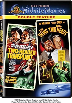 Permalink to Movie The Incredible 2-Headed Transplant (1971)