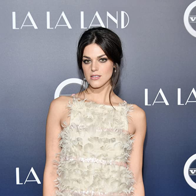 Callie Hernandez at an event for La La Land (2016)