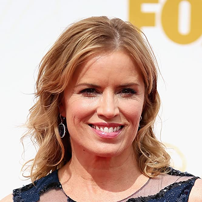 Kim Dickens at an event for The 67th Primetime Emmy Awards (2015)