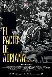 El Pacto de Adriana Poster