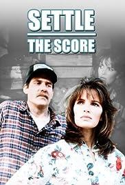 Settle the Score Poster
