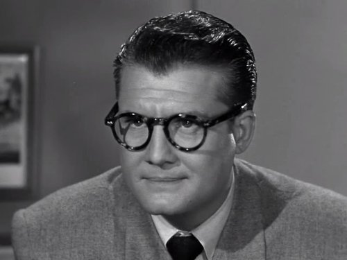 George Reeves in Adventures of Superman (1952)