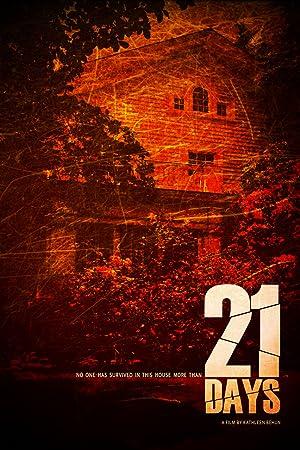 21 Days Pelicula Poster