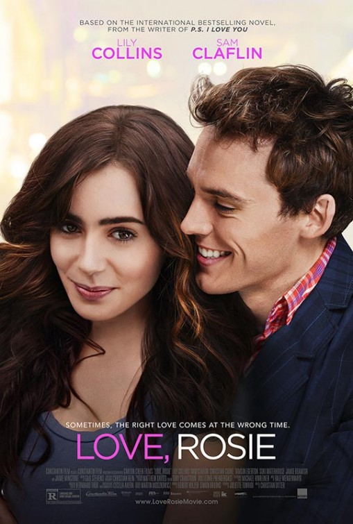 Love, Rosie 2014 Dual Audio Movie 900MB