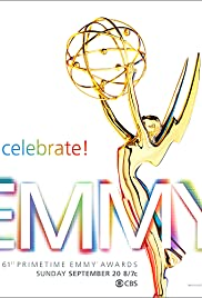 The 61st Primetime Emmy Awards Poster