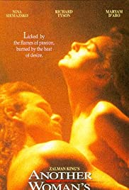 Red Shoe Diaries 3: Another Woman's Lipstick (1993) Poster - Movie Forum, Cast, Reviews