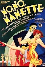 No, No, Nanette Poster