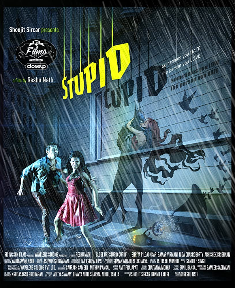 Stupid Cupid (2015) Hindi 250MB HDRip 480p x264