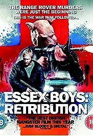 Essex Boys Retribution(2013) Poster - Movie Forum, Cast, Reviews