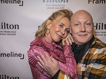 Trudie Styler and James St. James