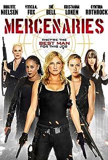 Mercenaries (2014) Poster