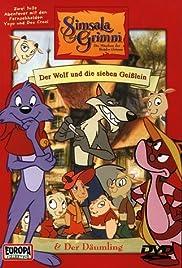 Simsala Grimm - Die Märchen der Brüder Grimm Poster
