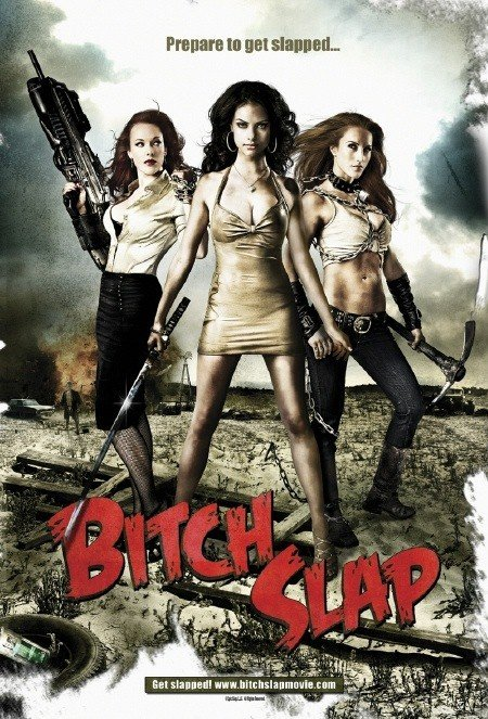 Poster Of Bitch Slap 2009 Full Movie Hindi Dubbed Free Download Watch Online At movies365.in