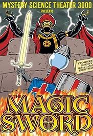 The Magic Sword Poster