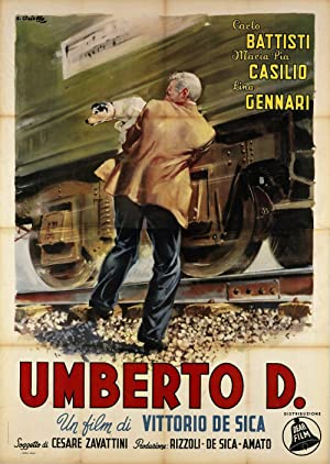 Umberto D. Poster