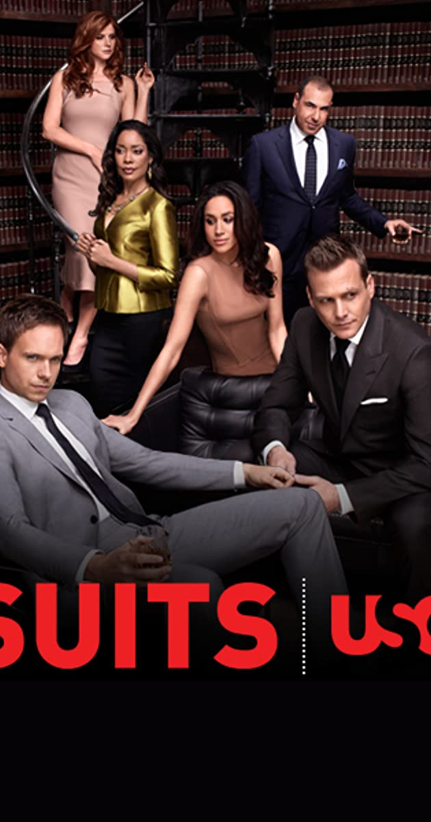 Suits Staffel