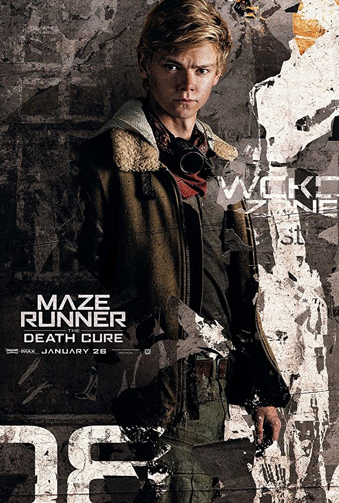 Maze Runner: The Death Cure 2018 Dual Audio Movie 416MB