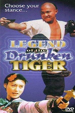 Zien Zhang (screenplay) Legend of the Drunken Tiger Movie