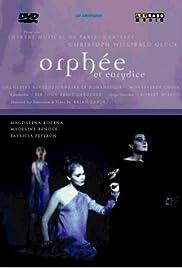 Orphée et Eurydice Poster