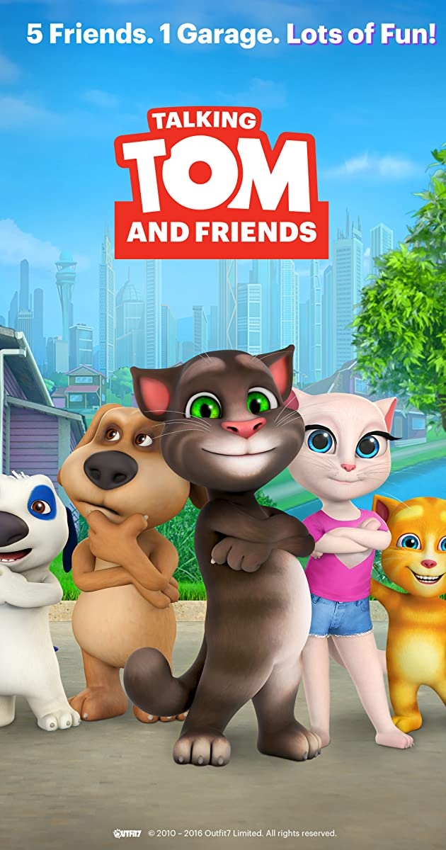 Talking Tom and Friends (TV Series 2014– ) - IMDb
