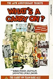 What's a Carry On? Poster