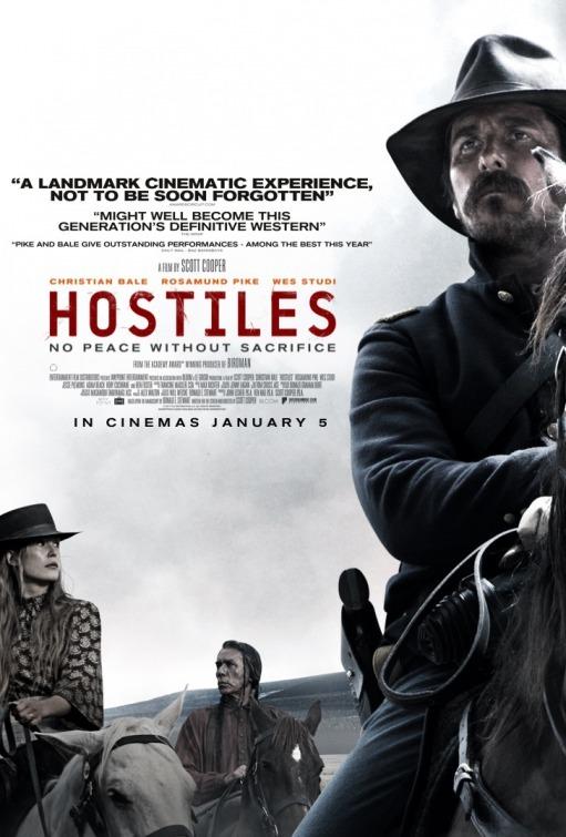 Hostiles (2018) Hollywood Movie