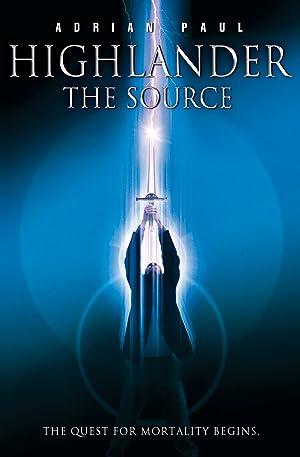 Highlander: The Source poster
