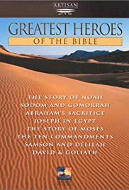Greatest Heroes of the Bible Poster