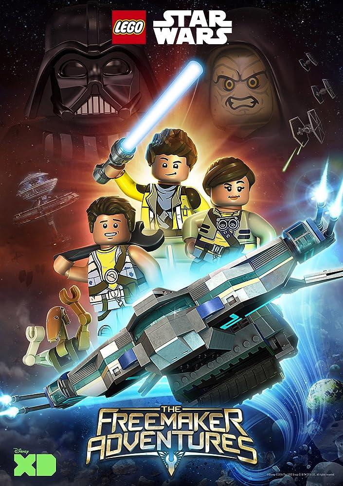 Lego Star Wars: The Freemaker Adventures (2016-)