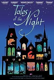 Les contes de la nuit Poster