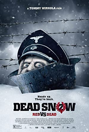 Dead Snow 2: Red vs. Dead poster