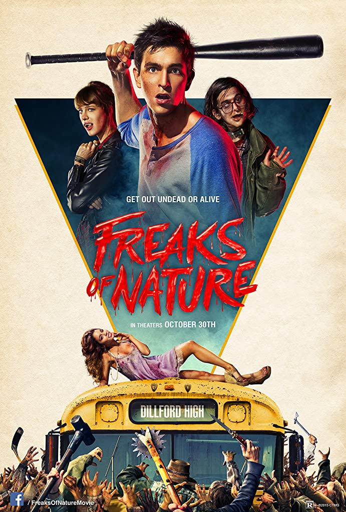 Columbia Pictures' Freaks of Nature - Red Band Trailer 1
