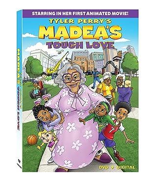 Madea's Tough Love poster