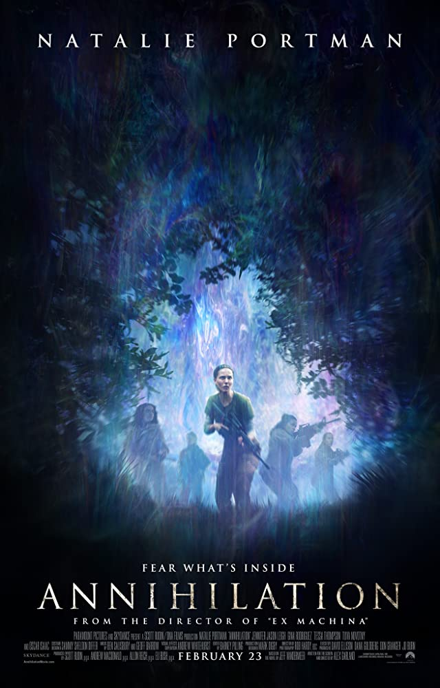 Annihilation (2018) English 300MB BluRay 480p x264 ESubs