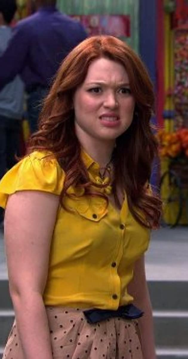 Dillion harper in wizards of waverly place