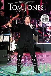 An Audience with Tom Jones Poster
