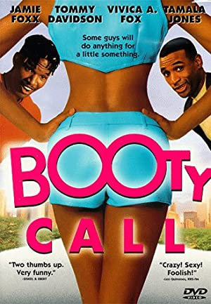 Booty Call poster