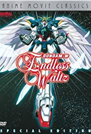 Gundam Wing: The Movie - Endless Waltz (1998) Poster - Movie Forum, Cast, Reviews