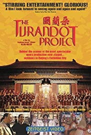 The Turandot Project Poster