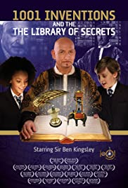 1001 Inventions and the Library of Secrets Poster