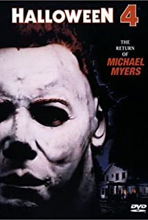 Halloween 4: The Return of Michael Myers movie
