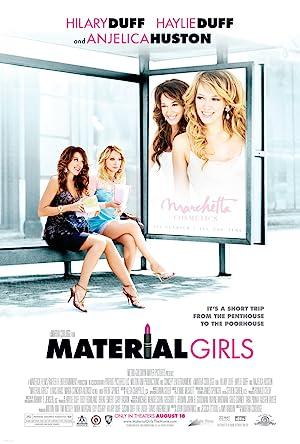 Material Girls poster