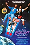 Bill & Ted's Excellent Adventure Timeline Infographic