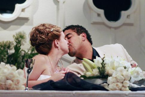 Derek Duncan In The Real Wedding Crashers 2007