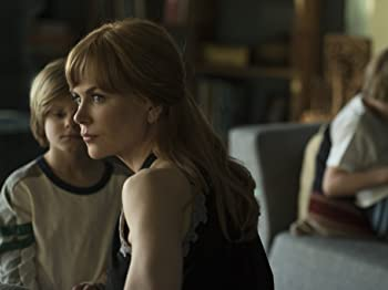 Nicole Kidman, Nicholas Crovetti, and Cameron Crovetti in Big Little Lies (2017)