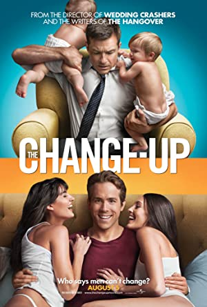 The Change Up Poster