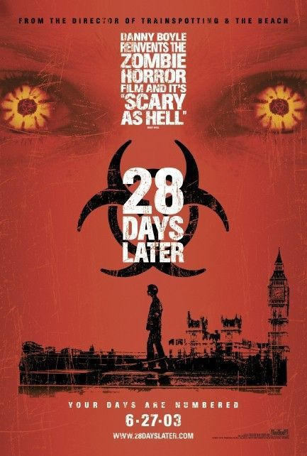 28 Days Later 2002 Dual Audio 720p UnRated BRRip Watch Online Free Download At www.movies365.in
