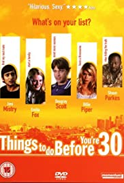 Things to Do Before You're 30 Poster